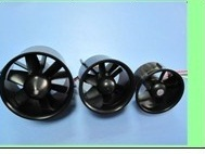 Ducted Fan 70 mm.  + Motors