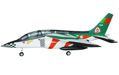 ALPHA JET EDF 70 MM.